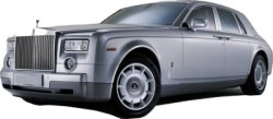 Hire a Rolls Royce Phantom or Bentley Arnage from Cars for Stars (Portsmouth) for your wedding or civil ceremony